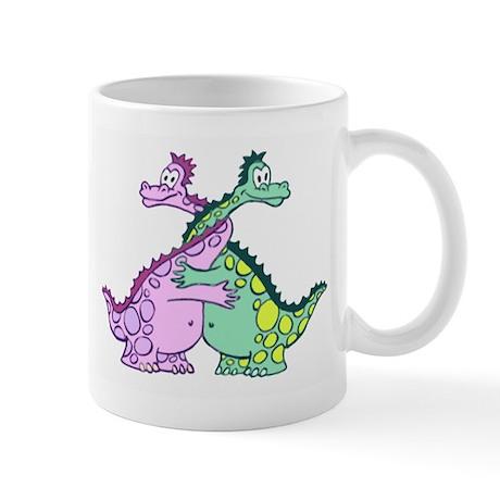 Love Dragons Mug