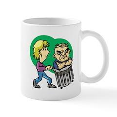 Boyfriends Are Garbage Mug