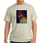 Freestyle Rooster Head Light T-Shirt