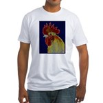 Freestyle Rooster Head Fitted T-Shirt