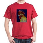 Freestyle Rooster Head Dark T-Shirt