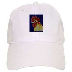 Freestyle Rooster Head Cap