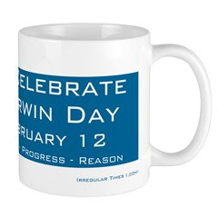 Darwin Day Coffee Mug