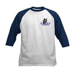 Husky Logo Kids Baseball Jersey