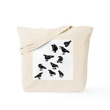 Ravens Tote Bag