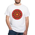 Mandala White T-Shirt
