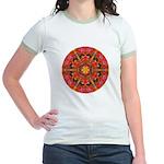 Mandala Jr. Ringer T-Shirt