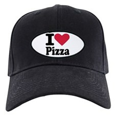I love pizza Baseball Hat