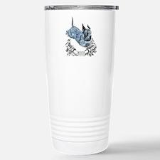 Cesky Agility Terrier Stainless Steel Travel Mug
