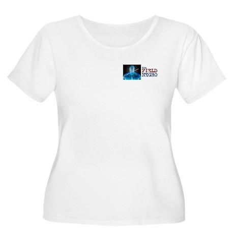 Field Negro Women's Plus Size Scoop Neck T-Shirt