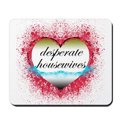 Desperate Housewives Lipstick Mousepad