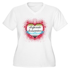 Desperate Housewives Lipstick T-Shirt