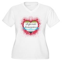 Desperate Housewives Lipstick T-Shirt
