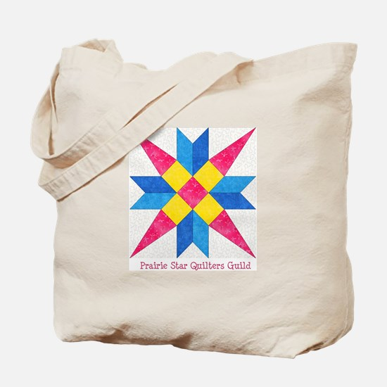 Quilt guild Tote Bag