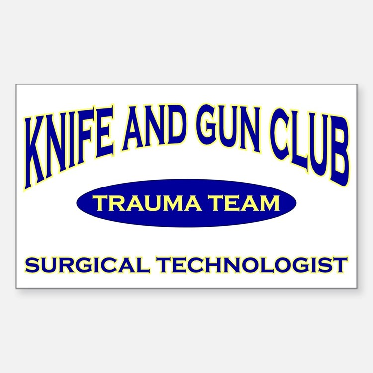 Knife & gun club (also light Decal