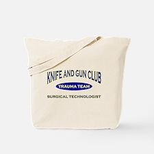 Knife & gun club (also light Tote Bag