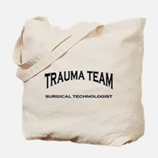 Trauma Team ST - black Tote Bag
