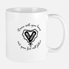 Ghillieheart4 Mugs