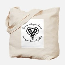 Cute Irish dancing Tote Bag