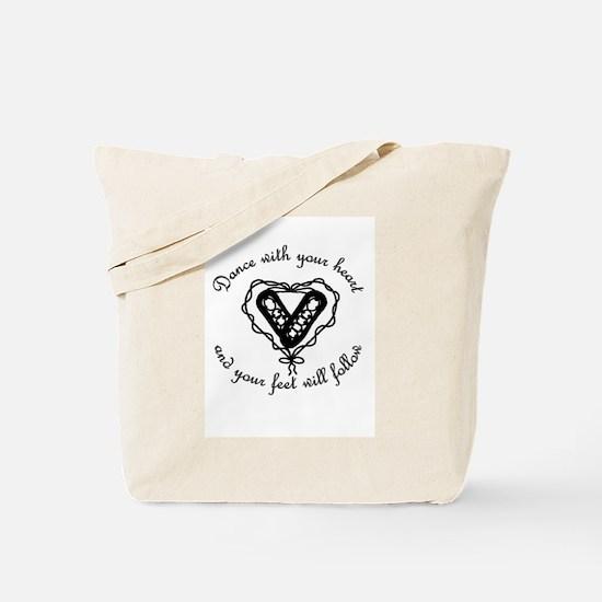 Cute Irish dancing Tote Bag
