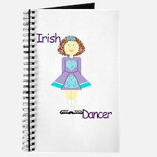 Cute Irish dancer Journal