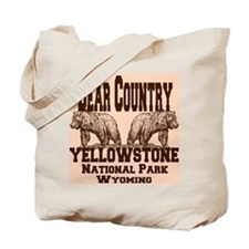 Bear Country Tote Bag