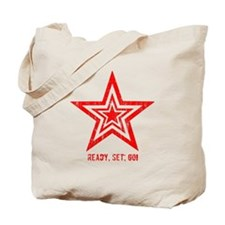 Ready, Set, Go! Tote Bag