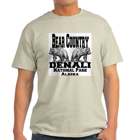 Bear Country Light T-Shirt