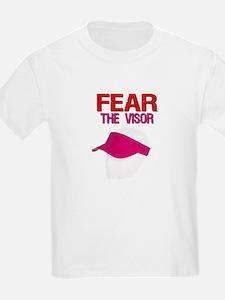 FEAR THE VISOR T-Shirt