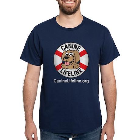 Canine Lifeliene Dark T-Shirt