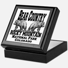 Bear Country Keepsake Box