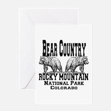 Bear Country Greeting Card