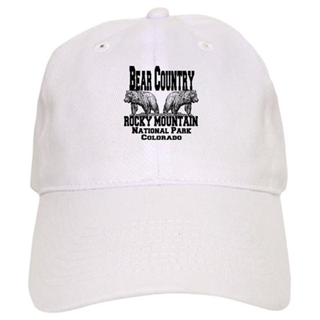 Bear Country Cap
