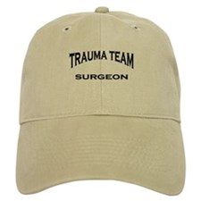 Trauma Team MD black Baseball Cap
