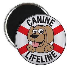 Canine Lifeline Magnet