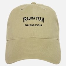 Trauma Team MD black Baseball Baseball Cap