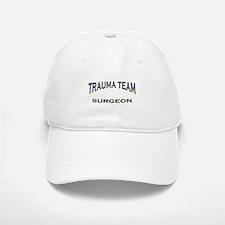 Trauma Team MD blue Baseball Baseball Cap