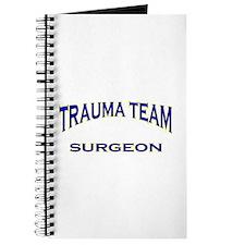 Trauma Team MD blue Journal
