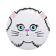 That Face! Ornament (Round)