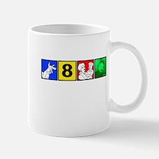 Dingo 8 Ma Baby Rebus Mug