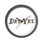 Dat Yat Wall Clock