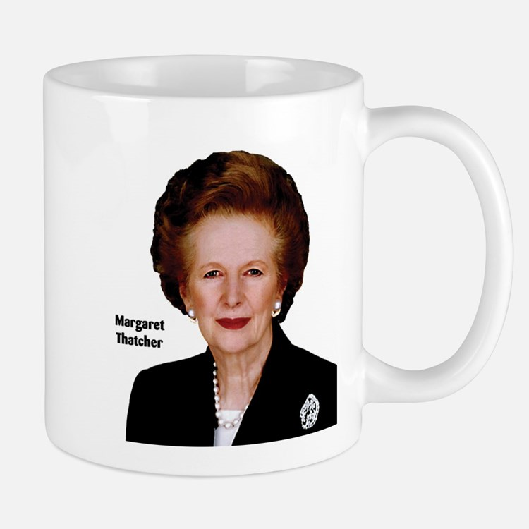 Lady Thatcher Mug