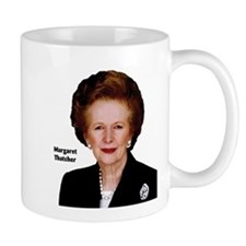 Lady Thatcher Small Mug