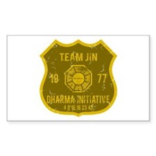 Team Jin - Dharma 1977 Bumper Stickers