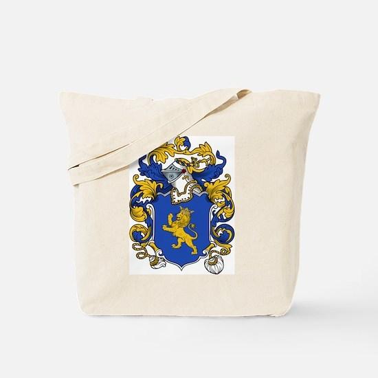 Jarrett Coat of Arms Tote Bag