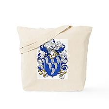 Jarvis Coat of Arms Tote Bag