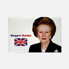 Lady Thatcher Rectangle Magnet