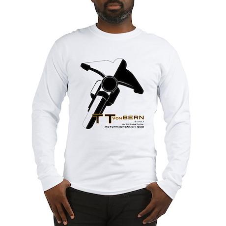 TT Von Bern Motorcycle Long Sleeve T-Shirt
