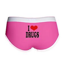 I Love Drugs Women's Boy Brief