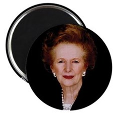 Lady Thatcher Magnet